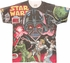 Star Wars Comic Battle Sublimated T Shirt Sheer