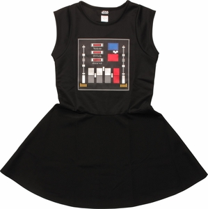 Star Wars Darth Vader Costume Dress