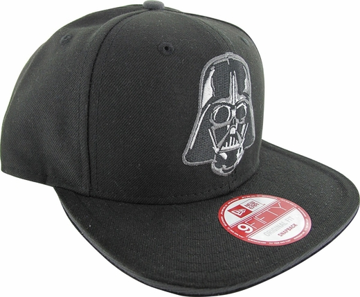 Star Wars Darth Vader Helm Sandwich 9Fifty Hat
