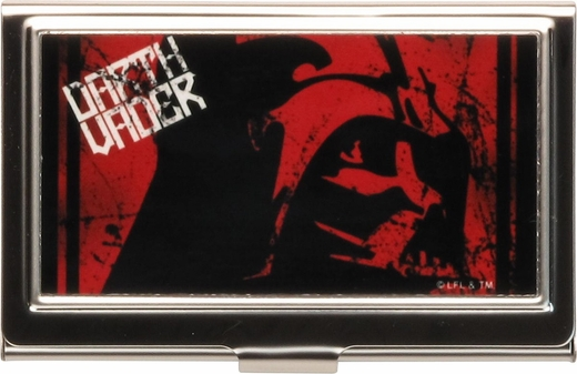 Star Wars Darth Vader Name Card Case