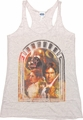 Star Wars ESB Cast Junior Tank Top