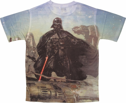Star Wars Expanded Universe Sublimated T-Shirt