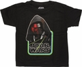 Star Wars Force Awakens Kylo Ren Juvenile T-Shirt