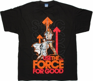Star Wars Force for Good T Shirt Sheer