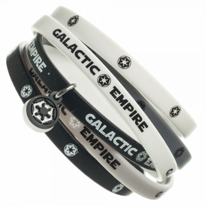 Star Wars Galactic Empire Rubber Wristband Set