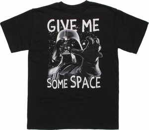 Star Wars Give Me Some Space Youth T Shirt
