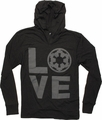 Star Wars Imperial LOVE Junior Hoodie