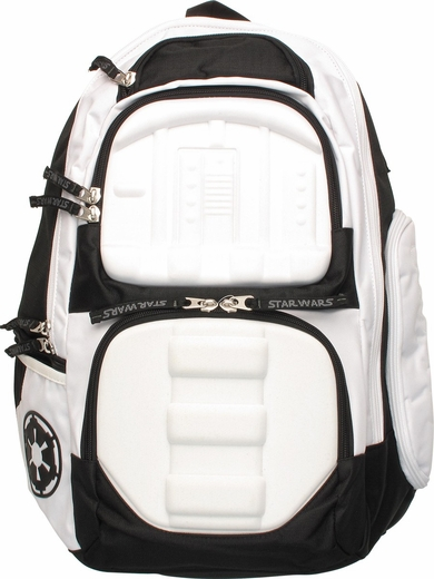 Star Wars Imperial Stormtrooper Backpack