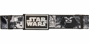 Star Wars Inked Comic Panels Mesh Belt
