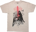 Star Wars Kylo & Stormtroopers Mighty Fine T-Shirt