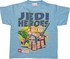 Star Wars Lego Jedi Heroes Juvenile T Shirt