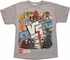 Star Wars Lego Rebels vs Empire Youth T Shirt