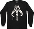 Star Wars Mandalorian Long Sleeve T Shirt