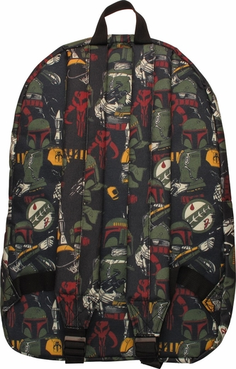 Star Wars Multiple Boba Fett Backpack