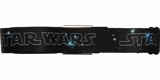 Star Wars Name Space Seatbelt Mesh Belt