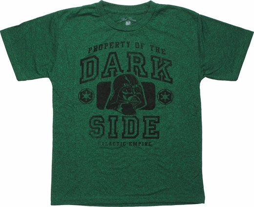 Star Wars Property of the Dark Side Youth T-Shirt