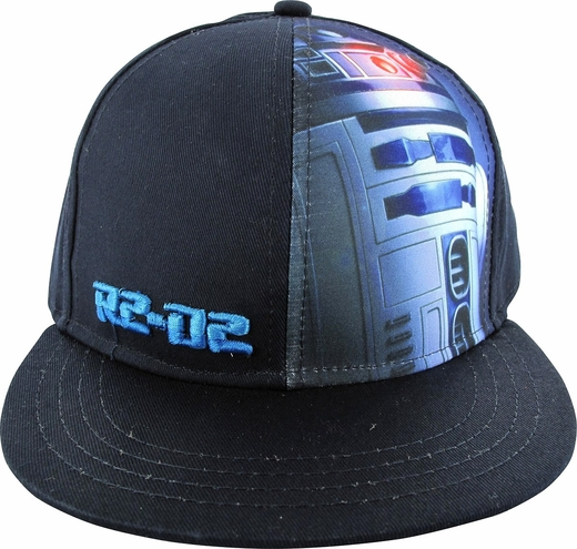 Star Wars R2-D2 Sublimated Youth Hat