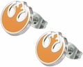 Star Wars Rebel Alliance Logo Stud Earrings