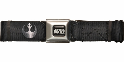 Star Wars Rebel Empire Logo Line Seatbelt Belt