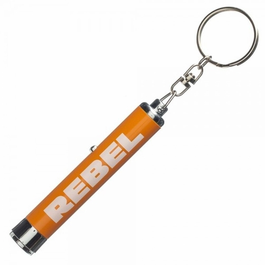 Star Wars Rebel Logo Flashlight Keychain