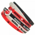 Star Wars Rebel Rubber Wristband Set