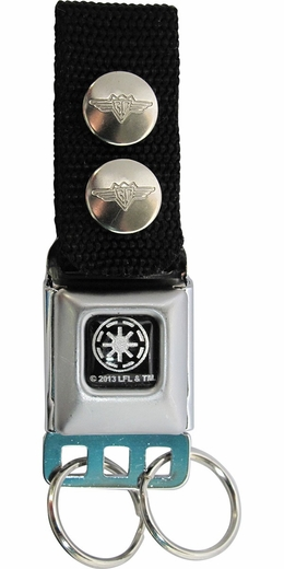 Star Wars Republic Logo Keychain