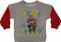 Star Wars Reversible Tee Sleeve Infant Sweatshirt