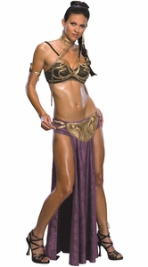 Star Wars Slave Leia Adult Costume