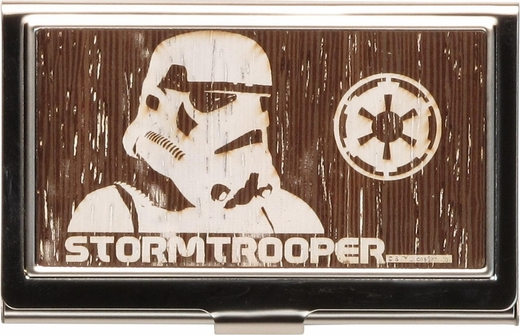 Star Wars Stormtrooper Distressed Card Case