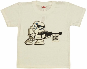 Star Wars Stormtrooper Juvenile T-Shirt