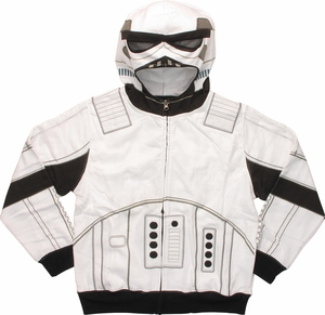 Star Wars Stormtrooper Masked Youth Hoodie