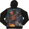 Star Wars TIE Pilot Battle Convertible Vest Hoodie