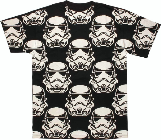 Star Wars Trooper All Over T Shirt