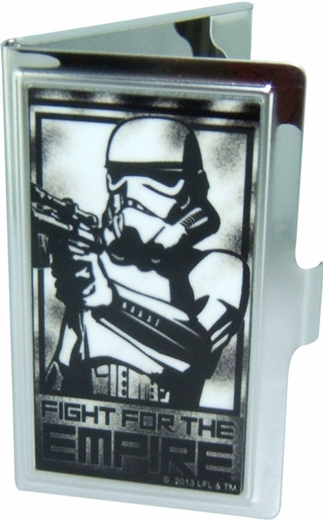 Star Wars Trooper Fight Empire Card Case
