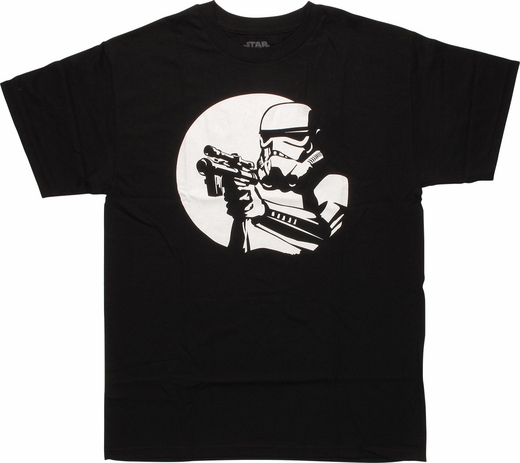 Star Wars Trooper Spotlight T-Shirt