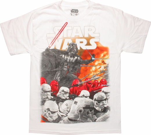 Star Wars Vader Imperial Force T-Shirt