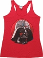Star Wars Vader Stained Glass Tank Top Baby Tee