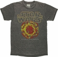 Star Wars Welcome to Alderaan Heather T-Shirt
