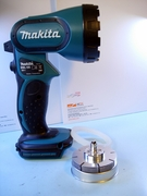 1,300 lumens LED Up Graded for Makita 18V (Pack of 3)