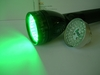 5W Green LED Power Module for MagLite(Pack of 2)