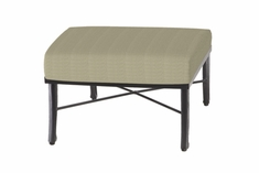 The Devonte Collection Commercial Cast Aluminum Sectional Ottoman