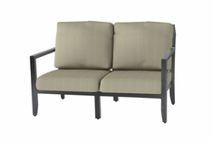 The Skyla Collection Commercial Cast Aluminum Loveseat