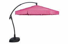 The Treasure Garden Collection AG Series 11' Octagon Cantilever Patio Umbrella