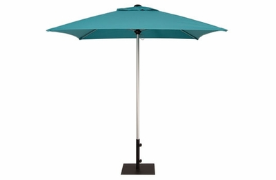 The Treasure Garden Collection Commercial 7' Square Patio Umbrella