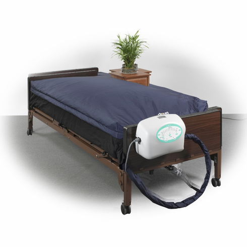 "10"" True Low Air Loss Mattress System with Pulsation"