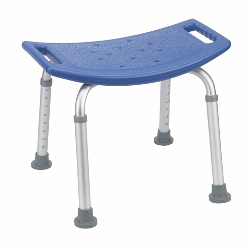 Bathroom Safety Shower Tub Bench Chair Blue 12203kdrb-1