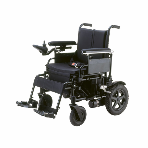"Cirrus Plus 22"" Folding Power Wheelchair"
