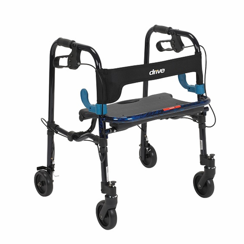 "Clever-Lite Walker, Junior, with 5"" Casters"
