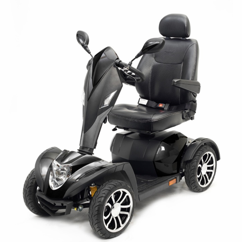 "Cobra GT4 Heavy Duty Power Scooter with 20"" Seat cobragt420cs"