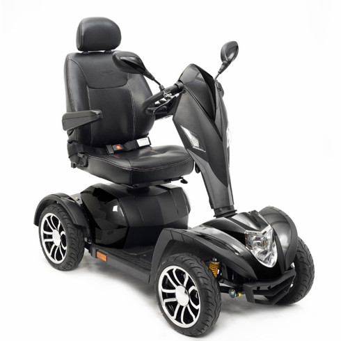 "Cobra GT4 Heavy Duty Power Scooter with 22"" Seat cobragt422cs"